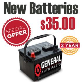 General Auto Parts >> New Used Oem Auto Parts Batteries Tires General Auto Parts